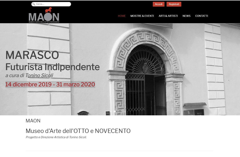 MAON, Museo d'Arte dell'Otto e Novecento